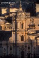 il duomo di san giorgio al tramonto  - Modica (2191 clic)
