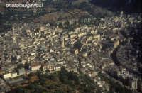 veduta aerea del centro storico  - Modica (2492 clic)