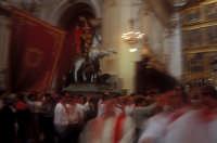 la festa di san giorgio a modica alta MODICA Luigi Nifosì