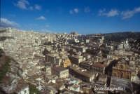 veduta del centro storico  - Modica (2354 clic)