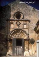 il prospetto della chiesa di s.m. di gesù  - Modica (2355 clic)