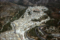 veduta aerea di ragusa ibla  - Ragusa (4415 clic)