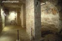 interno della chiesetta rupestre di s. nicolò inferiore  - Modica (4327 clic)