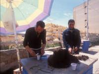 venditori di ricci di mare   - Marsala (4352 clic)