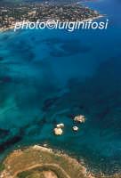 il mare di fontane bianche visto dall'alto  - Fontane bianche (10940 clic)