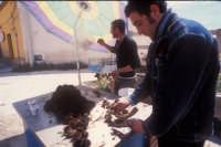 venditori di ricci di mare   - Marsala (3559 clic)