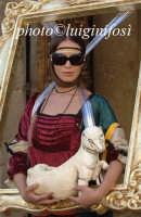 spiritosa dama con l'ermellino (2)  - Caltagirone (3766 clic)