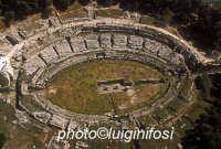l'anfiteatro romano visto dall'alto  - Siracusa (3600 clic)