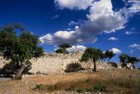 bastioni del castello dei tre cantoni  - Scicli (4866 clic)
