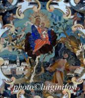 paliotto in marmi mischi presso i gesuiti  - Caltanissetta (3260 clic)