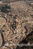 veduta aerea del centro urbano di modica   - Modica (2805 clic)
