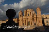 la cattedrale   - Noto (1092 clic)