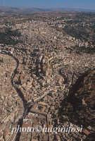 veduta aerea del centro urbano di modica   - Modica (4859 clic)