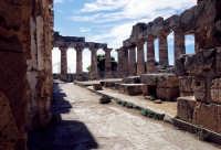 il tempio E  - Selinunte (4407 clic)