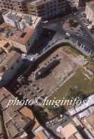 veduta aerea del tempio di apollo nel cuore di ortigia  - Siracusa (2955 clic)