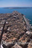 veduta aerea di ortigia   - Siracusa (4070 clic)