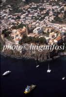 veduta aerea del castello   - Lipari (3432 clic)