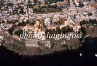 veduta aerea del castello   - Lipari (3342 clic)
