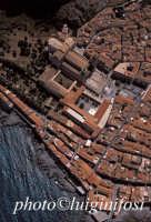 la cattedrale e la città  - Cefalù (3889 clic)