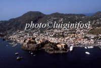 veduta aerea della città   - Lipari (4026 clic)