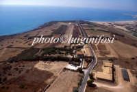 veduta aerea dell'area archeologica e del museo di camarina  - Camarina (3382 clic)
