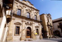 il palazzo municipale   - Piazza armerina (2359 clic)