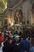 la processione dell'Uomu vivu o Gioia la domenica di pasqua SCICLI Luigi Nifosì