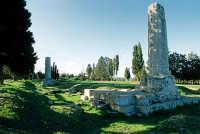 i resti del tempio di giove olimpico  - Siracusa (5676 clic)