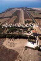 veduta aerea dell'area archeologica e del museo di camarina  - Camarina (3562 clic)