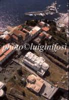 veduta aerea del castello  - Lipari (3436 clic)