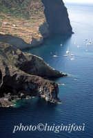 veduta aerea della costa  - Salina (4124 clic)
