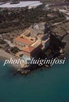 veduta aerea del castello di falconara  - Falconara (5749 clic)