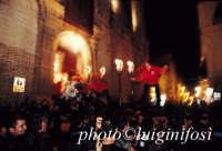 la processione del trunu  - Barrafranca (5598 clic)