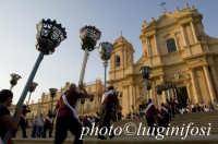 la processione di san corrado  - Noto (1698 clic)