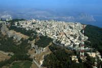 veduta aerea della città  - Erice (7432 clic)