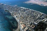 veduta aerea della città  - Trapani (7121 clic)