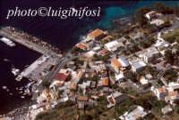 veduta aerea del porto  - Salina (4467 clic)