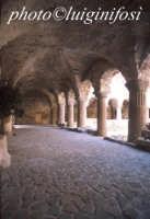 il chiostro della cattedrale di san bartolomeo  - Lipari (2317 clic)
