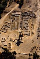 veduta aerea del tempio di castore e polluce  - Agrigento (3003 clic)