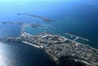 veduta aerea della centro storico  - Trapani (6212 clic)