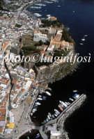 veduta aerea del castello  - Lipari (3547 clic)