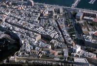 veduta aerea del centro storico  - Trapani (4737 clic)