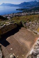 l'area archeologica di solunto   - Solunto (5989 clic)