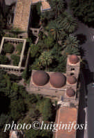 veduta aerea di San Giovanni agli Eremiti  - Palermo (3286 clic)