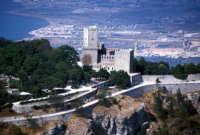 veduta aerea del castello   - Erice (6136 clic)