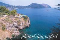 vista sul golfo di lipari dal castello   - Lipari (2476 clic)