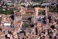 veduta aerea del Duomo di Monreale  - Monreale (10148 clic)
