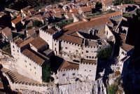 il castello di caccamo visto dall'alto  - Caccamo (3083 clic)
