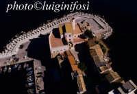 il castello visto dall'alto  - Castellammare del golfo (2528 clic)
