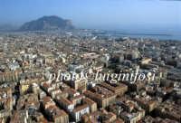 veduta aerea della città  - Palermo (3982 clic)